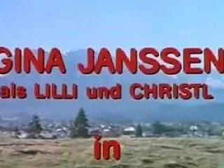 German Vintage Gina Janssen