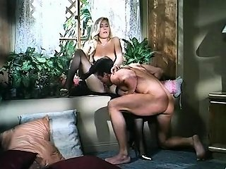 Teasing Babe In Stockings Doggystyle Banged By Geriatric Drtuber