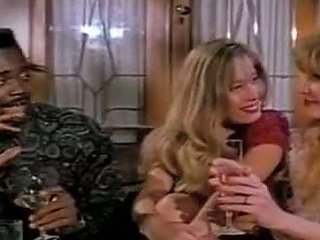 Blonde Horny Classic Bim Shares A Black Man With Her Girlfriend