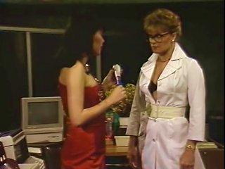 Jane Bond Meets Octo Lesbian Scene