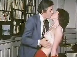 Mature Guy Bends Over And Fuck Cute French Brunette