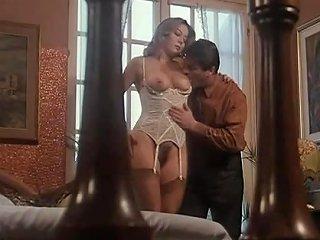 Moana Pozzi Making Anal Sex In Intimita Anale 1990