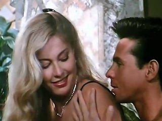 Moana Pozzi And Peter North Sex Scene Naked Goddess 1991